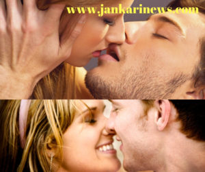 kissing benefits in hindi