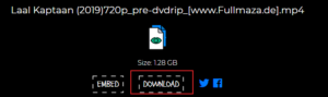laal kaptaan movie download