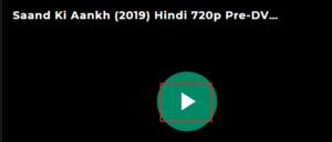 Saand ki aankh movie